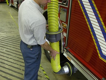 Plymovent Vehicle Exhaust Extraction