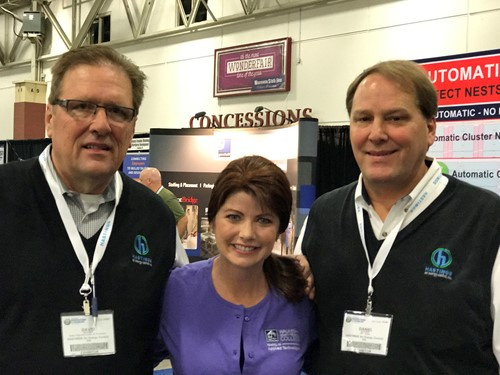 Hastings Owners and Lt. Governor Kleefisch